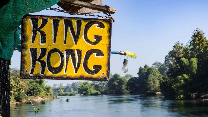 Been there, Don Det in Laos