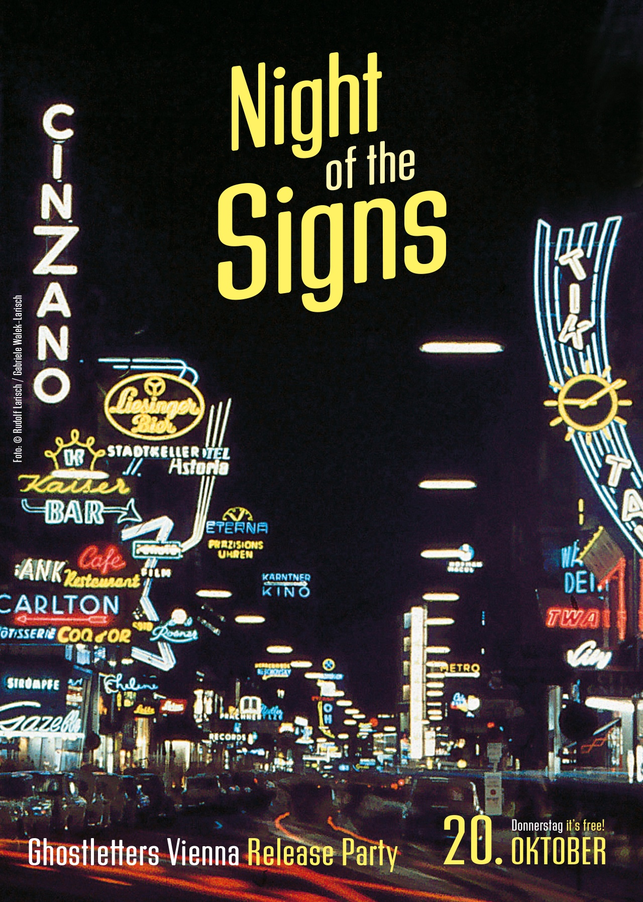 Night of the Signs